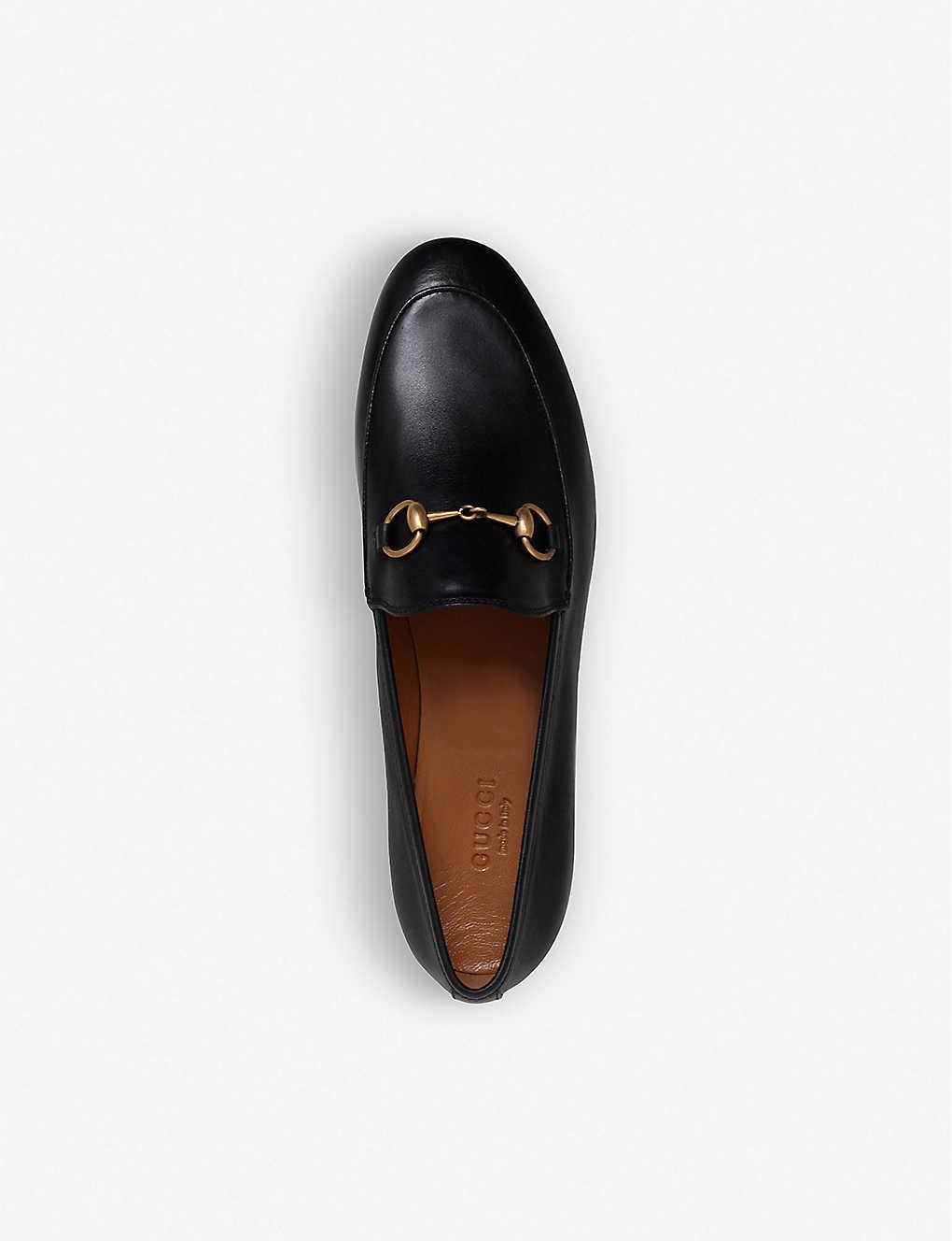 6b75b7bf8fe ... Jordaan leather loafers - Black ...