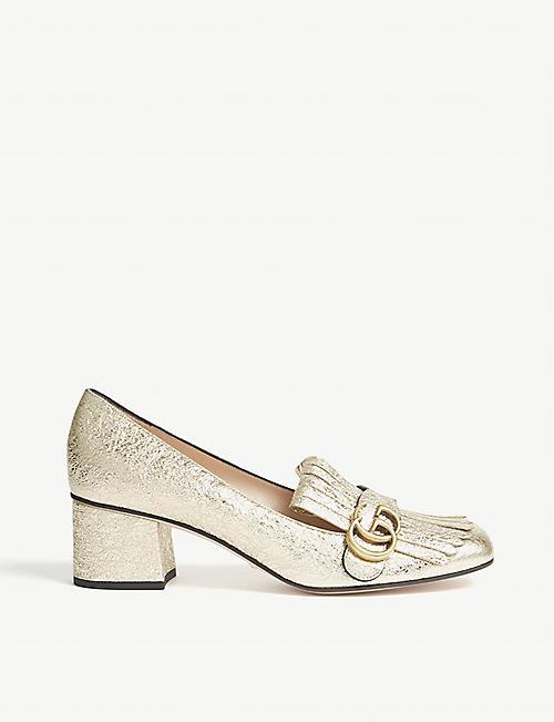 ce319e8c5 GUCCI - Mid heel - Courts - Heels - Womens - Shoes - Selfridges ...