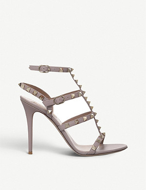 VALENTINO Rockstud studded leather sandals