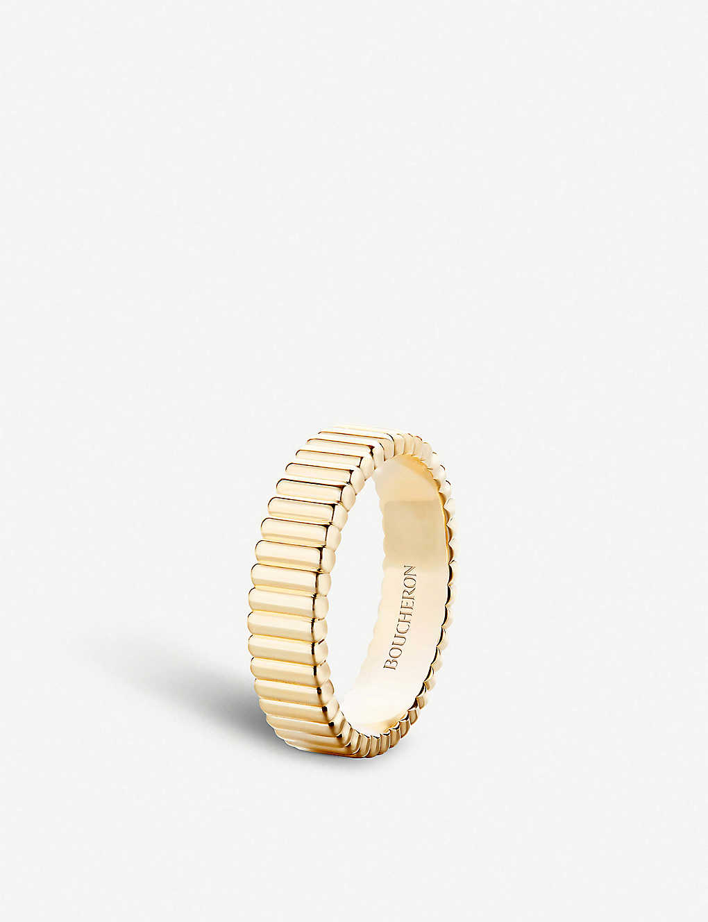Grosgrain 18ct Quatre Ring Yellow Gold fmyg6IbvY7