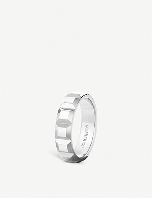 BOUCHERON Quatre Clou de Paris 18ct white gold ring