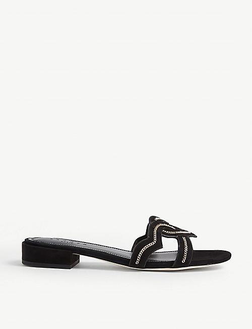 e5c5491fed8 Flat sandals - Sandals - Womens - Shoes - Selfridges