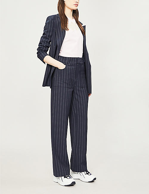 22b8c393c072ed SANDRO - Tops - Clothing - Womens - Selfridges | Shop Online