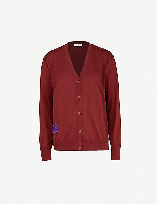 SANDRO - Cardigans - Knitwear - Clothing - Womens - Selfridges ... 520b2dabf