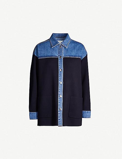 8e159e2a646 Shirts   blouses - Tops - Clothing - Womens - Selfridges