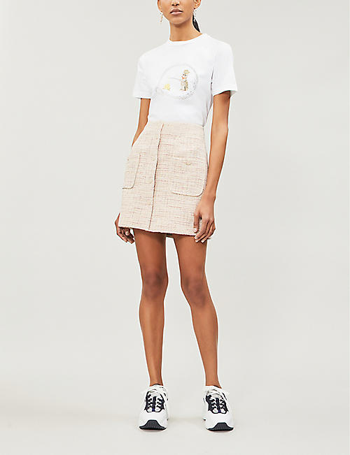 fd4ae96b326363 Mini - Skirts - Clothing - Womens - Selfridges | Shop Online