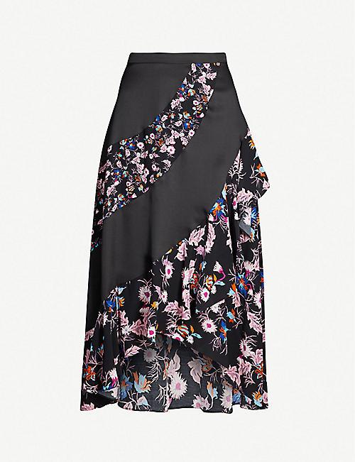 cd7ab0e92f6 SANDRO - Skirts - Clothing - Womens - Selfridges