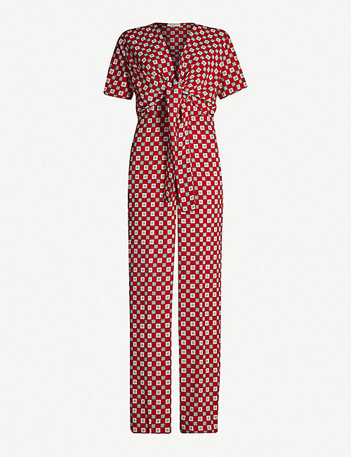 fe175781190 SANDRO - Jumpsuits   playsuits - Clothing - Womens - Selfridges ...