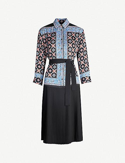 9bafc83d120 SANDRO - Midi - Dresses - Clothing - Womens - Selfridges