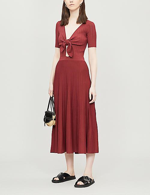 933bdbacdbb SANDRO - Dresses - Clothing - Womens - Selfridges