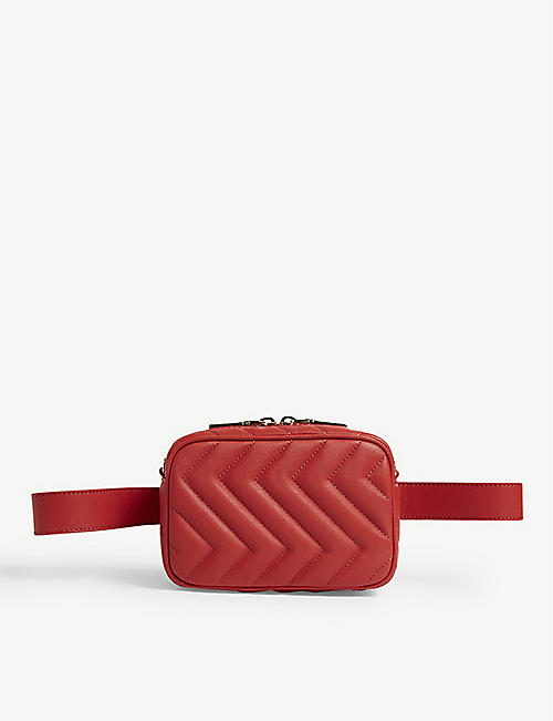 99478a9f87 SANDRO Quilted beltbag. SANDRO Quilted beltbag. Quick Shop