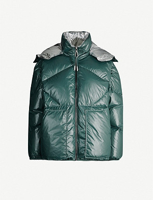 SANDRO Puffer padded shell jacket