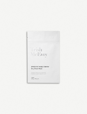 TRISH MCEVOY Instant Solutions Dry Sheet Mask
