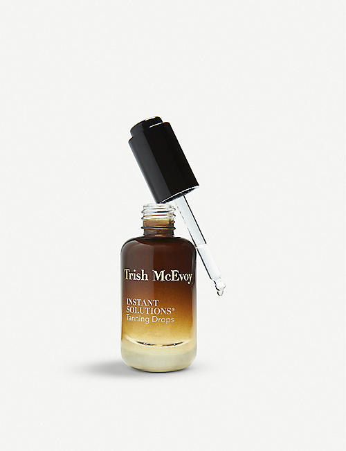 TRISH MCEVOY: Instant Solutions tanning drops 30ml