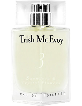TRISH MCEVOY: N° 3 Snowdrop & Crystal Flowers 50ml
