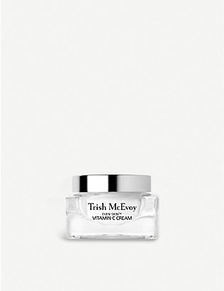 TRISH MCEVOY: Even Skin Vitamin C Cream 30ml