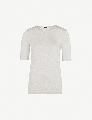 JOSEPH Slim-fit jersey T-shirt