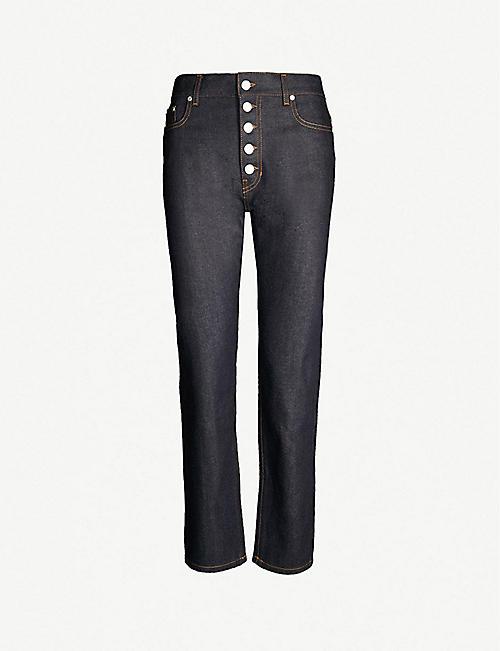 c261b9abced JOSEPH - Cropped - Jeans - Clothing - Womens - Selfridges