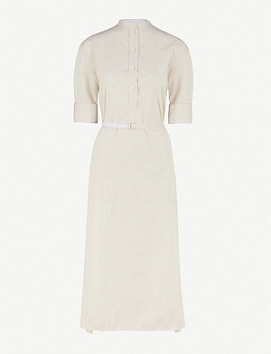 JOSEPH Barker cotton dress
