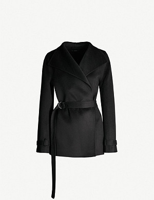 JOSEPH New Lima wool and cashmere-blend coat