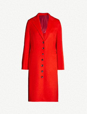 JOSEPH New marline feather double cashmere coat