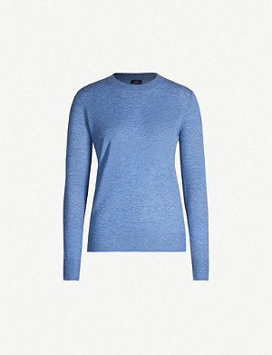 JOSEPH Relaxed-fit cashmere jumper