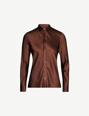 JOSEPH George silk blouse
