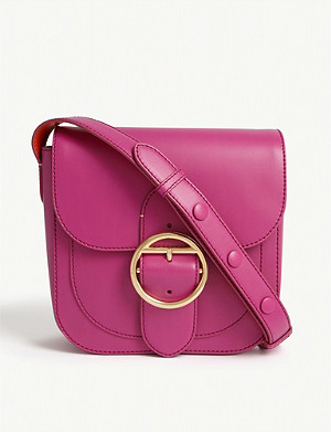 JOSEPH Knight 25 leather cross-body bag