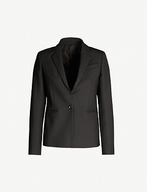 JOSEPH William wool woven jacket