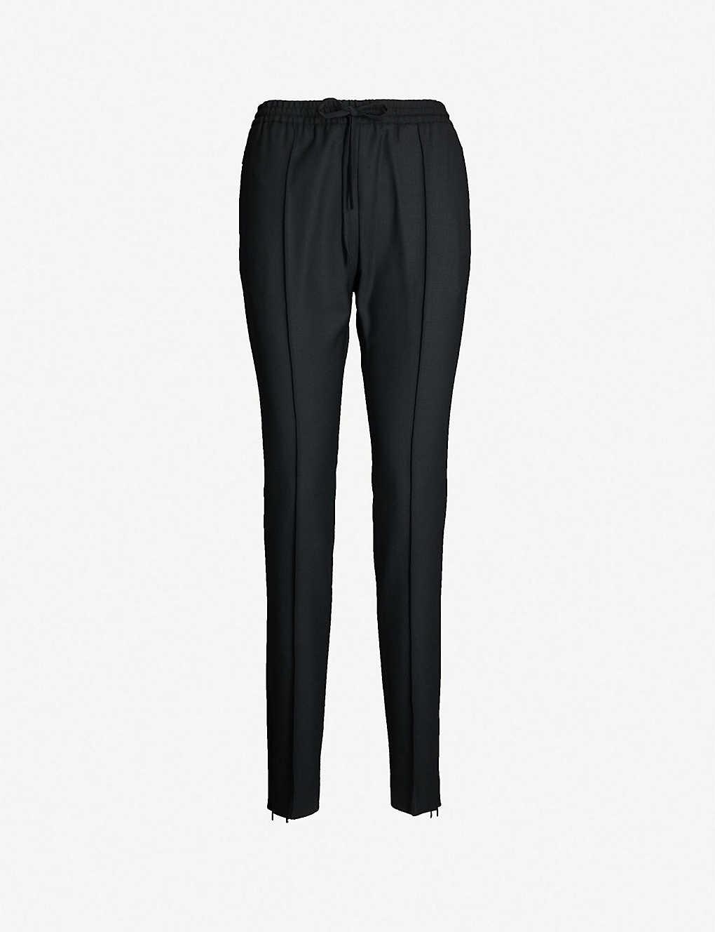 4f7b18e7aa3 JOSEPH - New Dallas Comfort elasticated-waist slim-fit trousers ...