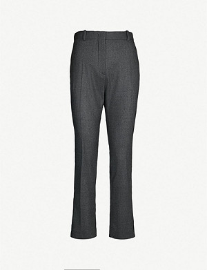 JOSEPH Zoom stretch-wool trousers
