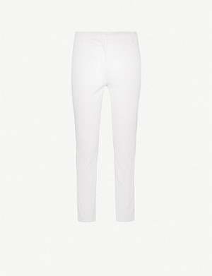 JOSEPH Finley stretch-cotton trousers