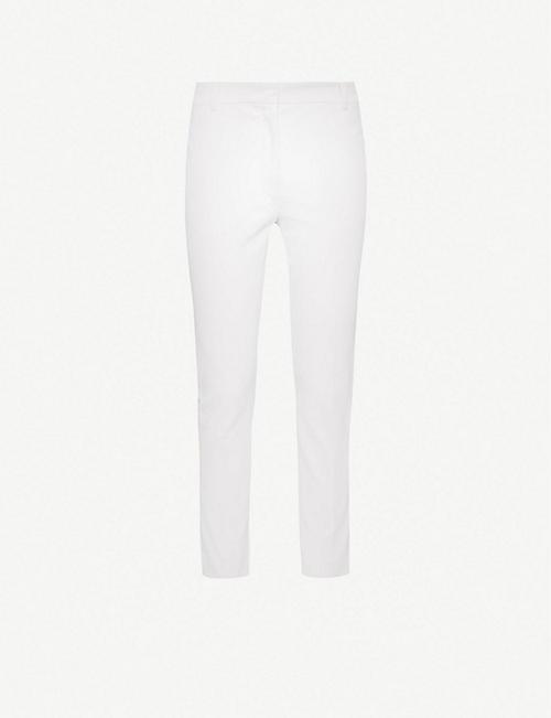 4010dbfc13c JOSEPH Finley stretch-cotton trousers