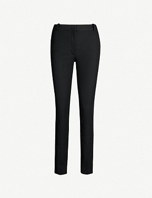 JOSEPH Zoran stretch-woven trousers
