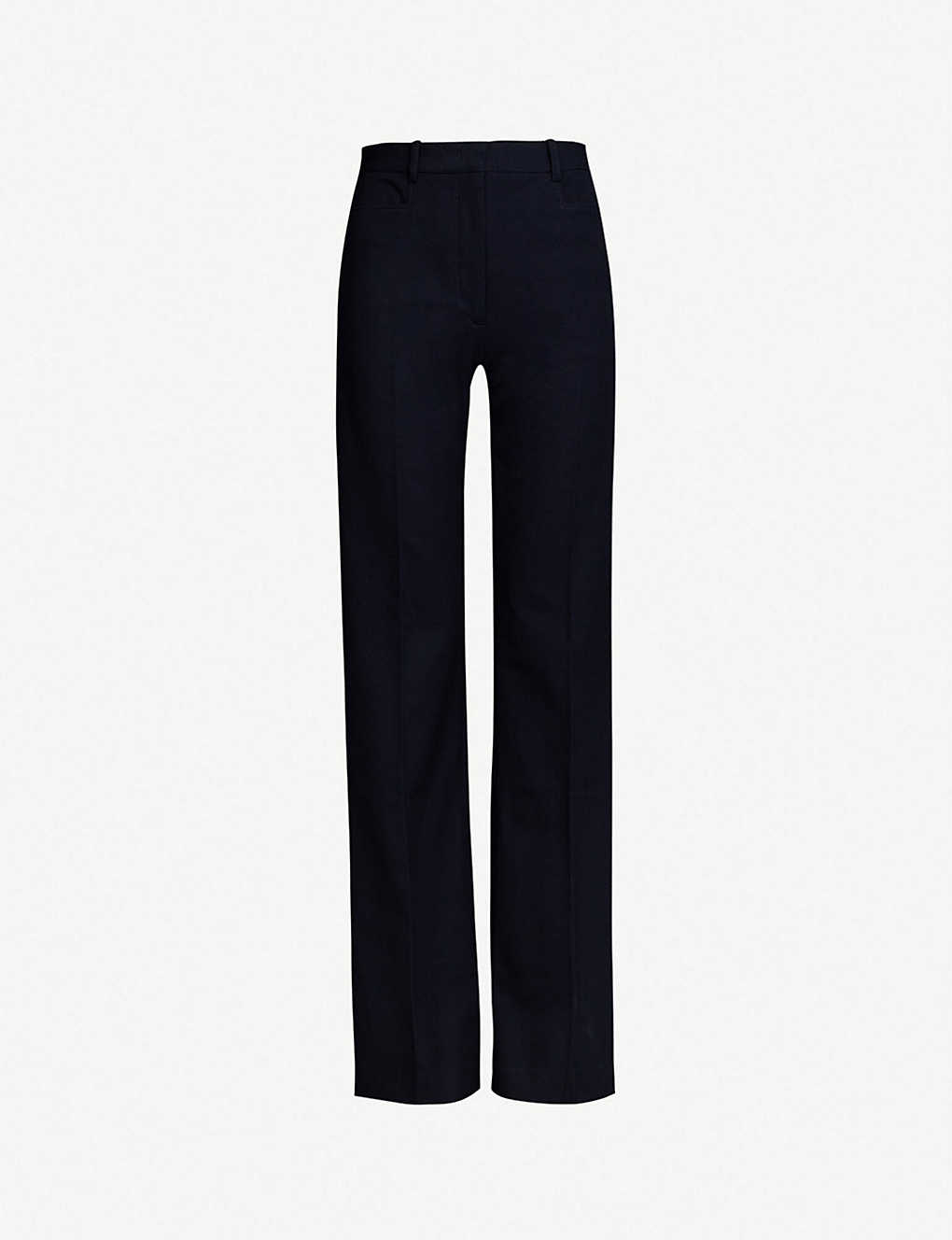 JOSEPH: Road stretch-gabardine trousers