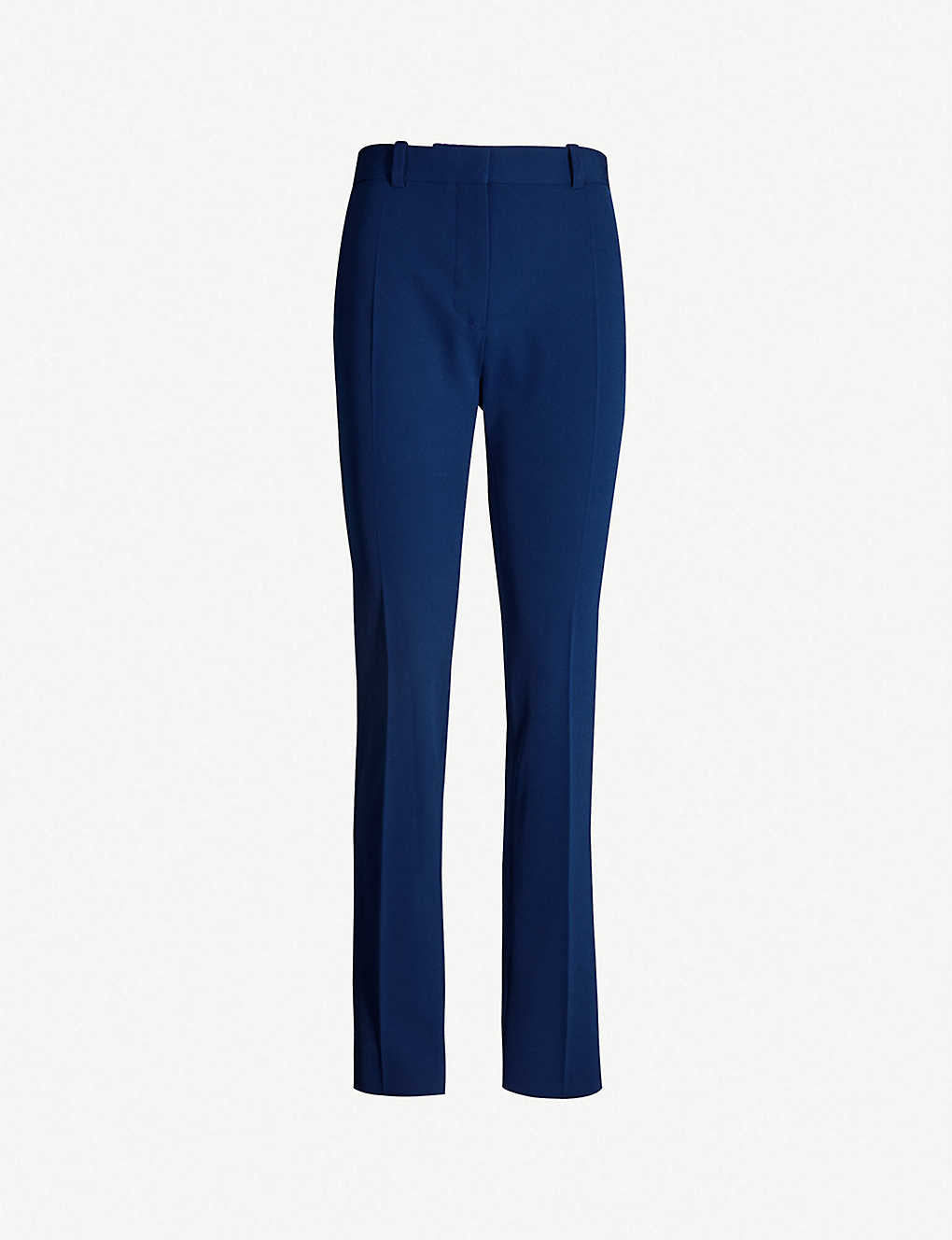 JOSEPH: Zoran slim-fit wool-blend trousers