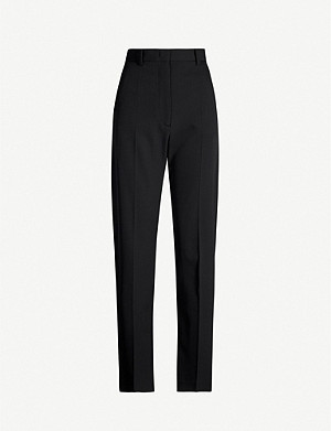JOSEPH Electra comfort wool trousers