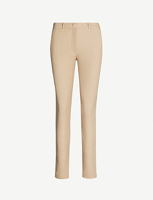 JOSEPH New Eliston gabardine skinny trousers