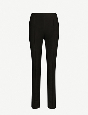 JOSEPH Floyd gabardine stretch-garbardine trousers