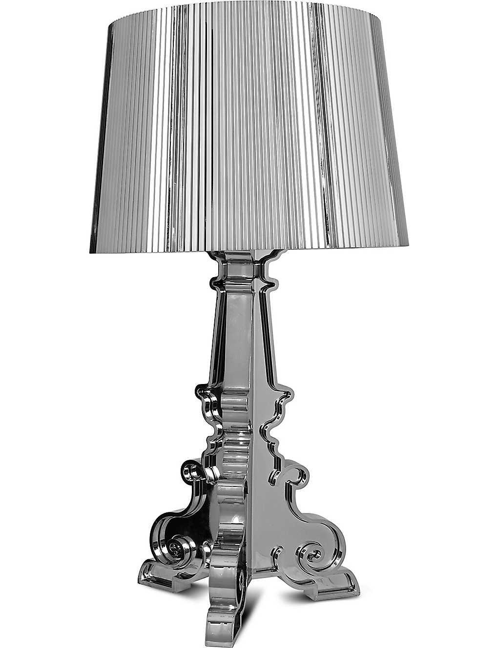 KARTELL Kartell bourgie table lamp chrome |