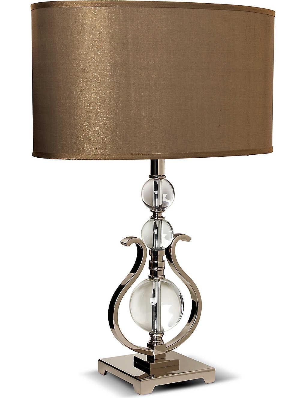 LIGHT SHOP Echo table lamp |
