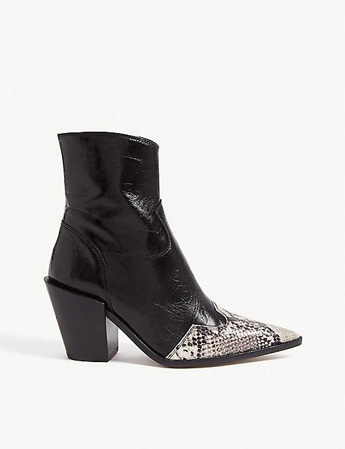 19d6d5ca5 Heel - Ankle boots - Boots - Womens - Shoes - Selfridges