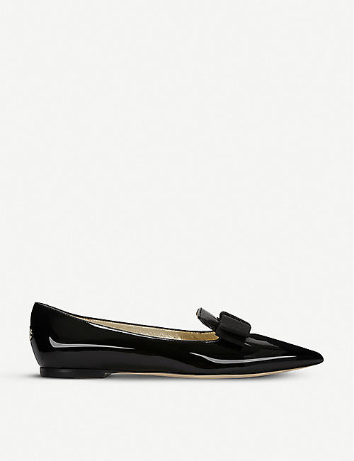 331b78e7f7 JIMMY CHOO - Ballet flats - Flats - Womens - Shoes - Selfridges ...