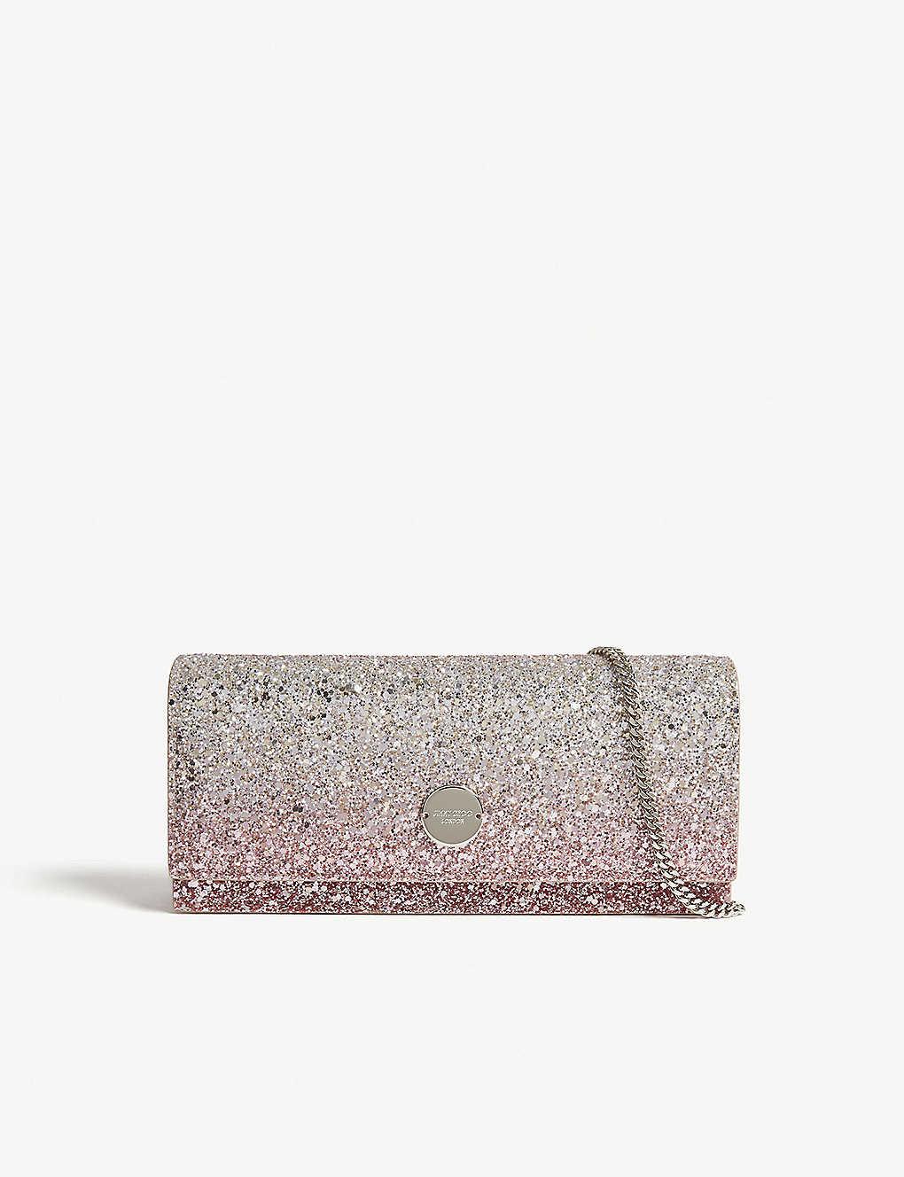 b6b690c0e Fie iced glitter clutch - Platinumflamin ...