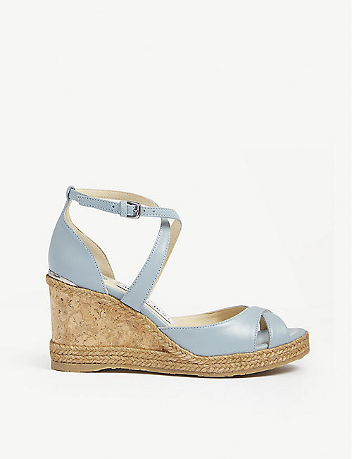 ba308330d178 Wedge sandals - Sandals - Womens - Shoes - Selfridges