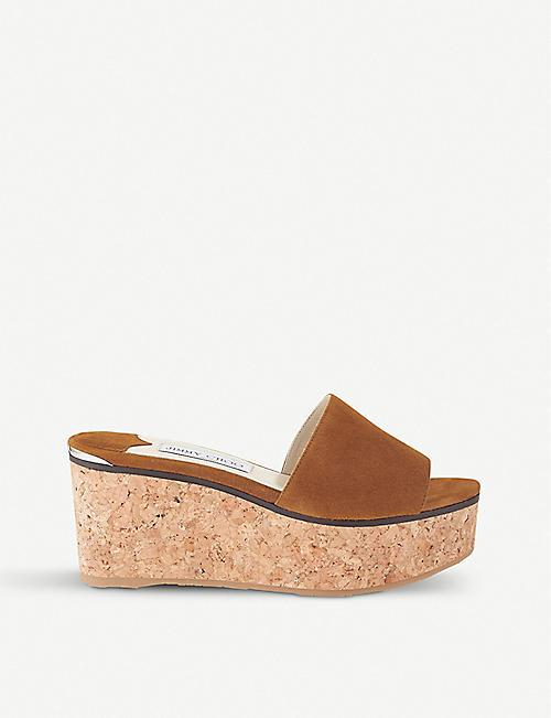 69fb774365981 Wedge sandals - Sandals - Womens - Shoes - Selfridges   Shop Online