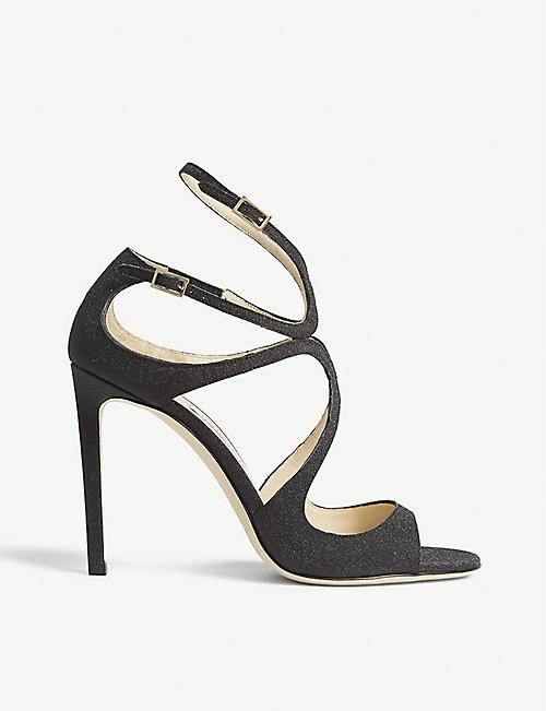 d09be350d82f JIMMY CHOO - High heel - Heeled sandals - Sandals - Womens - Shoes ...