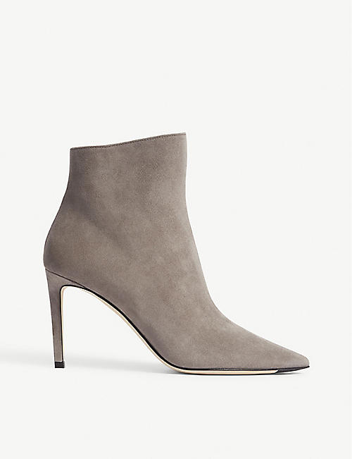 48316a60d34 JIMMY CHOO - Heel - Ankle boots - Boots - Womens - Shoes ...