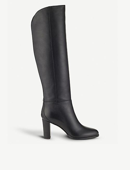 Knee High Boots Boots Womens Shoes Selfridges Shop Online