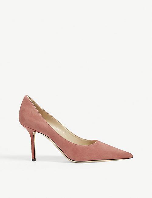 751e446ff967 JIMMY CHOO - Mid heel - Courts - Heels - Womens - Shoes - Selfridges ...